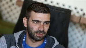 Завръщането на Владо Стоянов се отлага