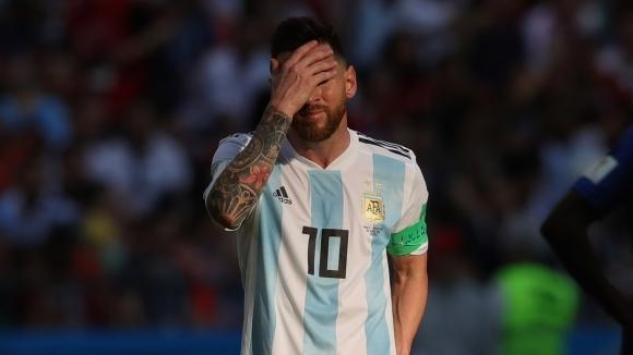 Марадона посъветва Меси да не се връща в националния отбор