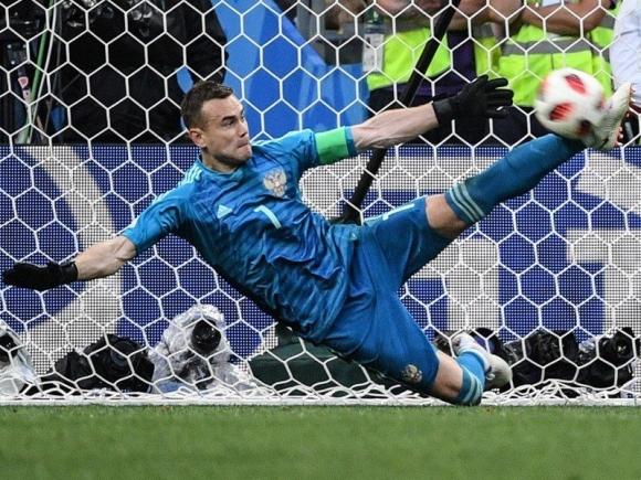 Вратарят Акинфеев прекрати кариерата си в Сборная