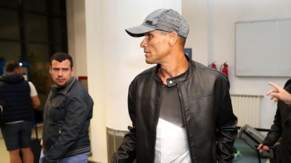 В Румъния: Ривалдо е в България да провери защо не играе синът му