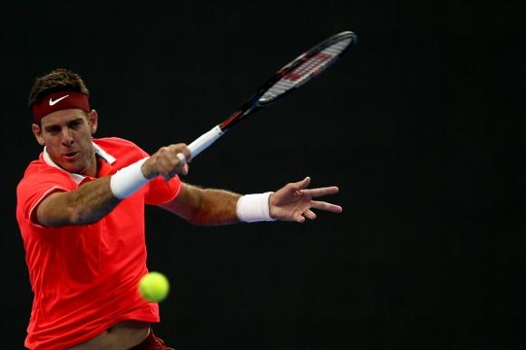 Дел Потро не даде сет на испанец в първия кръг в Пекин