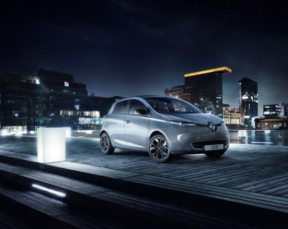 Renault лансира своята визия за устойчива мобилност на Автосалон Париж
