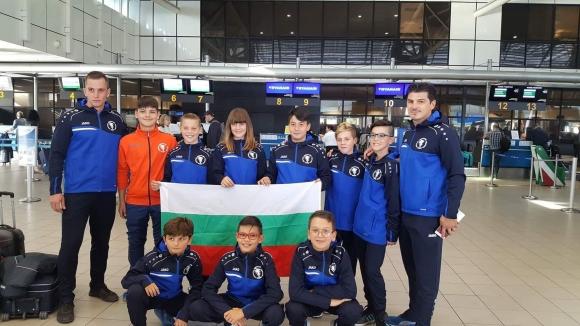 Силен български старт за сезона със 7 медала в олимпийското карате
