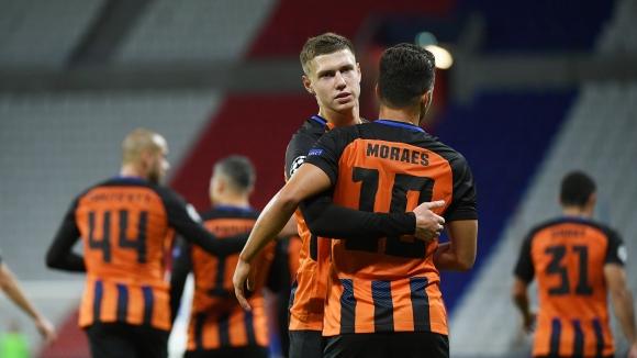 Жуниор Мораеш: Беше страхотно да поведем с 2:0 срещу отбор като Лион