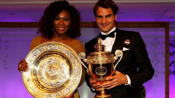 Федерер и Серина за първи път в едно издание на Hopman Cup
