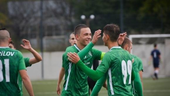 Състезатели на Лудогорец II заиграха в отбора на Хитрино