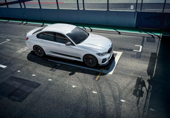 BMW M Performance части за новата Серия 3