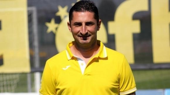 Марчо Дафчев: Играхме като колектив и показахме характер