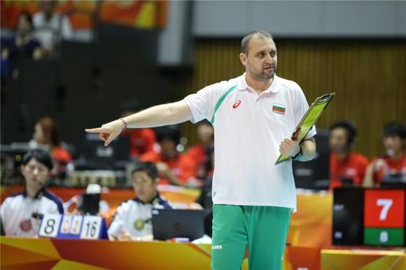 Иван Петков: Беше ни трудно след много тежкия мач с Китай вчера, но изиграхме добър мач