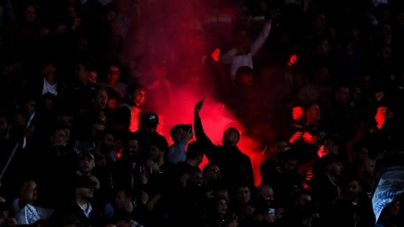 УЕФА с две обвинения срещу Наполи след мача с Ливърпул