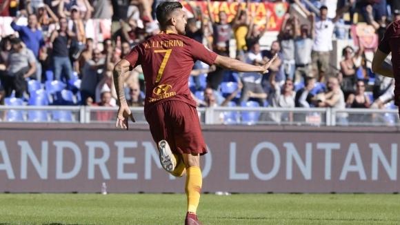 Рома задържа полузащитник с нов договор
