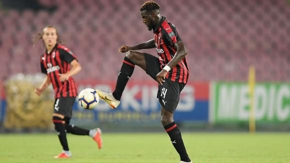 Бакайоко не успява да впечатли Милан