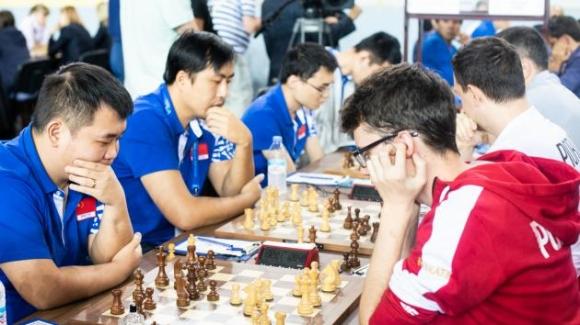 Китай спечели 43-ата Шахматна олимпиада в Батуми