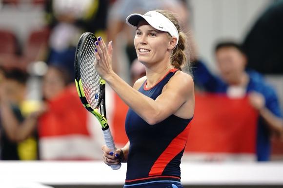 Возняцки и Осака продължават на полуфиналите на турнира в Пекин