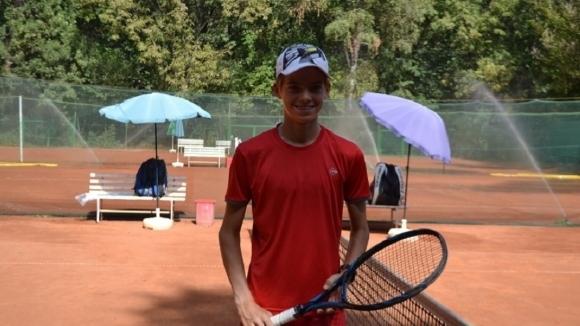 Пьотр Нестеров и Катерина Димитрова са на 1/2-финал на Мастърс турнирите на Тенис Европа
