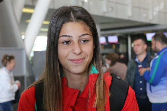 Александра Начева ще е знаменосец на откриването на Младежките олимпийски игри