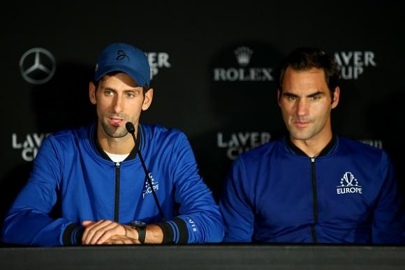 """Джокович: Исках да играя в Пекин, но отидох на """"Лейвър Къп"""" от уважение към Федерер"""