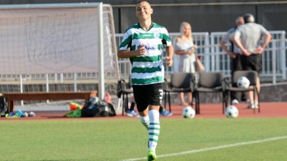 Защитник на Черно море изненадващо спря с футбола