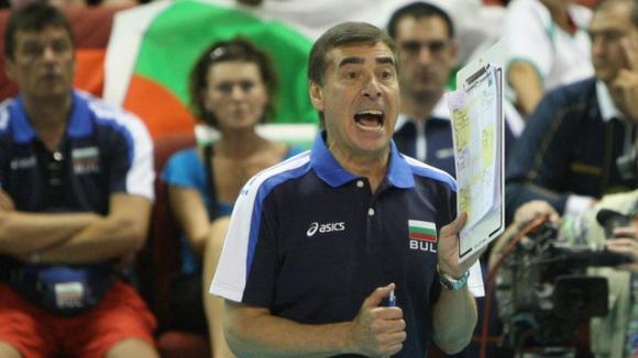 Силвано Пранди е фаворит за селекционер на волейболистите