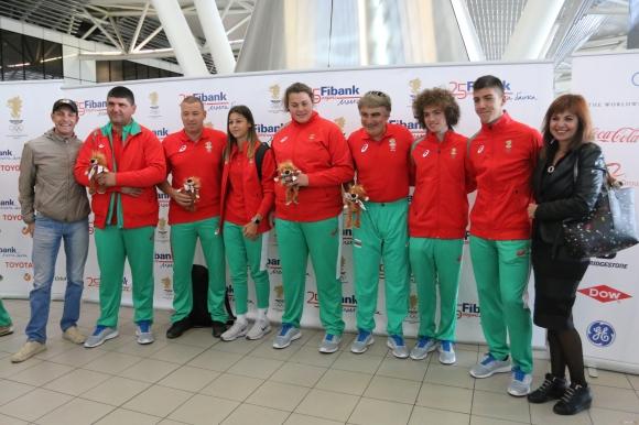 Делчева стартира с победа на турнира по бадминтон на младежките Олимпийски игри