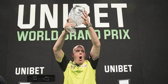 Четвърта титла за Ван Гервен на Световния Гран При