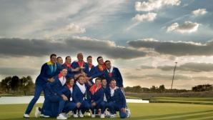 Емоционален триумф за Европа в Ryder Cup пред екзалтирана тъпла