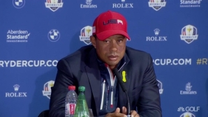 Уудс вини себе си за загубата в Ryder Cup
