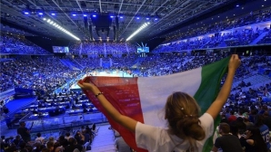 Италия отчете 3.52 млн. евро приходи от билети от световното по волейбол