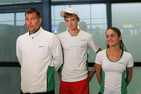 Тенис надеждите Нестеров и Димитрова за успеха в Италия, следващите цели и любимите играчи