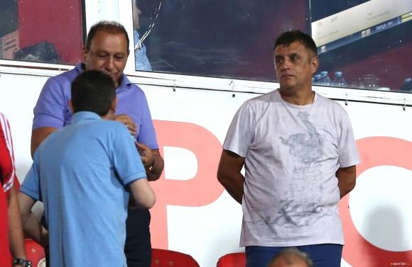 ЦСКА-София защити Стойне Манолов: Винаги е добре дошъл при нас