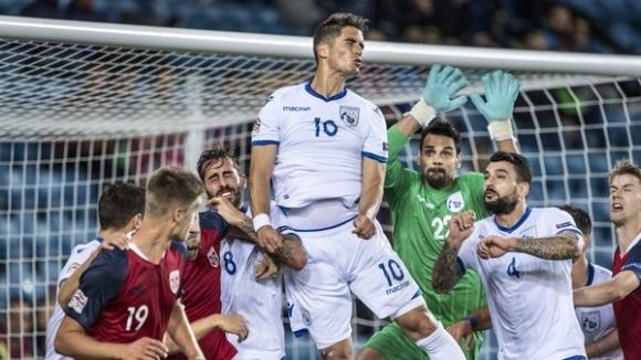 Кипър започна подготовка за мача с България - викнаха момче от Ювентус