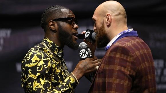 WBC спъва мераците на Уайлдър и Фюри за моментален реванш