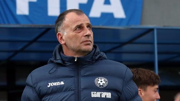 Здравков приключва с националния тим, концентрира се върху Лудогорец
