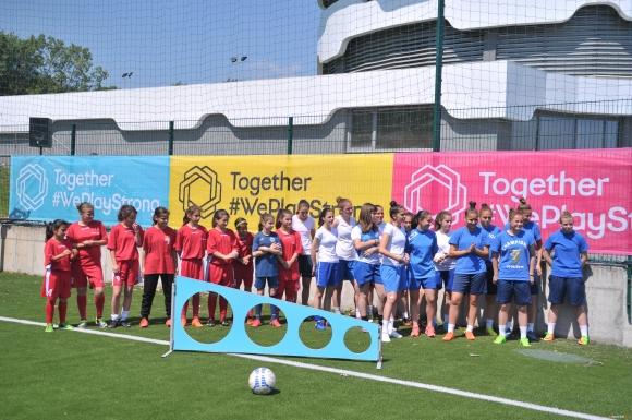ФИФА ще развива женския футбол