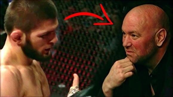 Уайт се пошегува, че ще поговори с бащата на Нурмагомедов, след ужасния пост на Хабиб