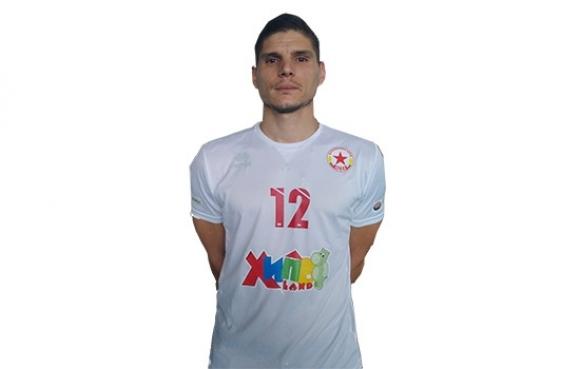 Симеон Александров: Чувствам се прекрасно в ЦСКА
