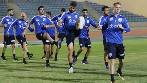 Кипър пристига с група от 23 футболисти за мача с България