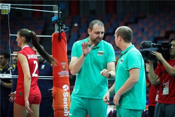 Иван Петков: Без да блестим с определени хора, блестим като отбор