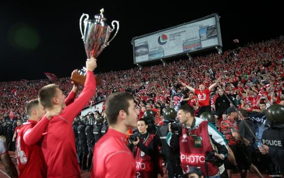БФС: Трябва да напишем становище до УЕФА, че ЦСКА има своя приемник