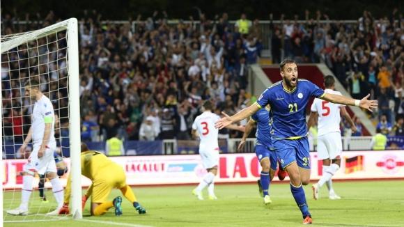 Косово не прости на Малта, първа победа за Азербайджан