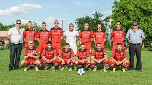 Вихър удари Павликени в мач с 4 гола, 3 дузпи и 2 червени картона