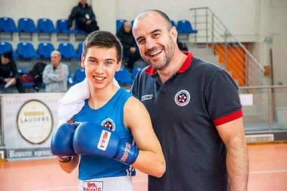 И Емирджан Мехмед е на 1/4-финал на европейското в Анапа