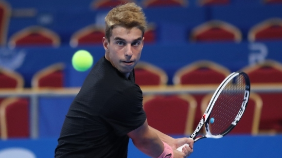 Андреев ще играе финал на двойки в Буенос Айрес