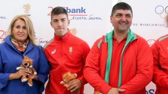 Силно начало за българите в турнира по лека атлетика на Младежките олимпийски игри