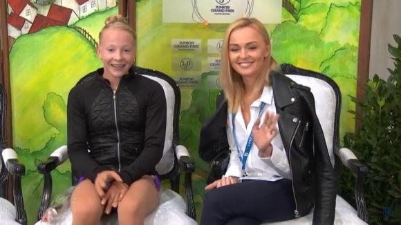 Мария Левушкина остана 10-а на турнир от юношеските серии Гран При в Ереван
