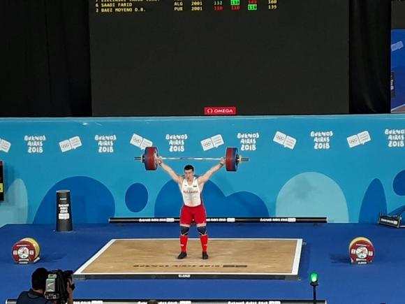 Малко не стигна на Христо Христов за титлата, България вече с 8 медала в Буенос Айрес