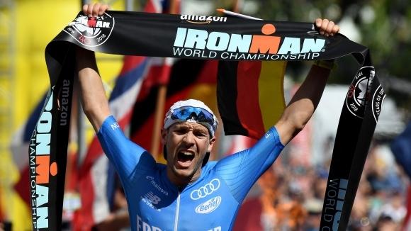 Германец и швейцарка спечелиха световните титли по триатлон