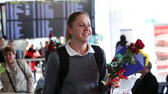 Гергана Димитрова: Щастлива съм! Световното първенство е успешно за нас (видео)