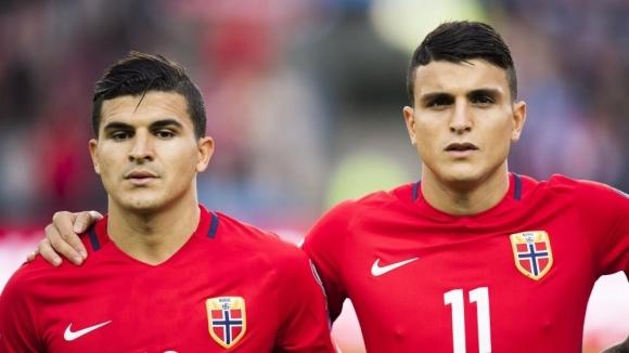 Четирима футболисти от марокански произход може да излязат за Норвегия срещу България