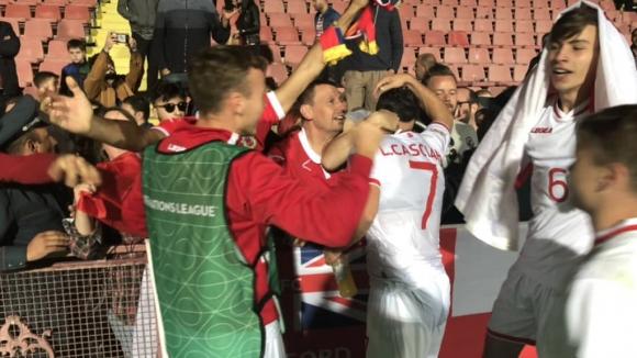Бомба в Ереван - най-скромният отбор в Европа пренаписа историята си